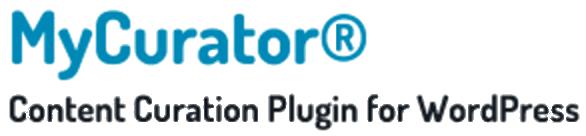 MyCurator Logo